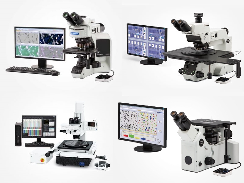 OLYMPUS Industrial Microscope