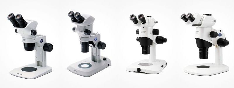 OLYMPUS Stereo Microscope Series