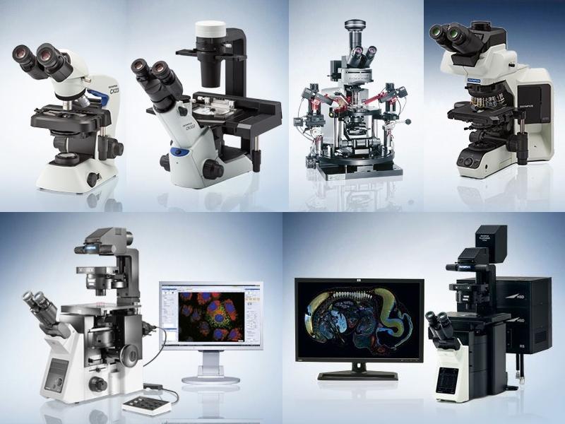 OLYMPUS Bio Microscope